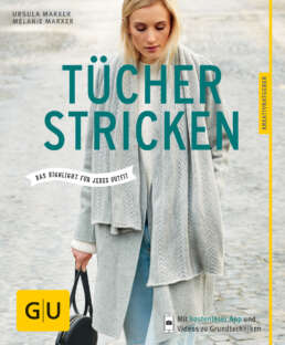 Tücher stricken - Buch (Softcover)