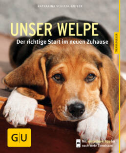 Unser Welpe - Buch (Softcover)