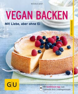 Vegan backen - Buch (Softcover)