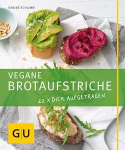 Vegane Brotaufstriche - Buch (Softcover)