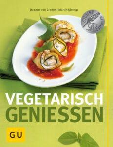 Vegetarisch genießen - Buch (Hardcover)