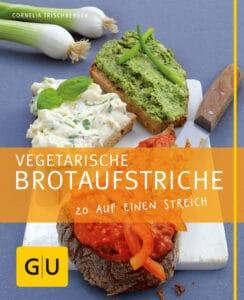 Vegetarische Brotaufstriche - Buch (Softcover)