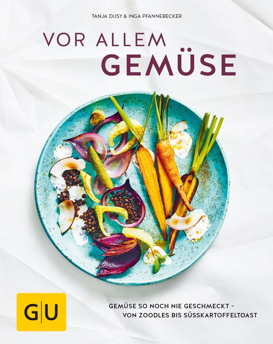 Vor allem Gemüse - Buch (Hardcover)