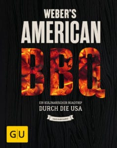 Weber's American BBQ - Buch (Hardcover)