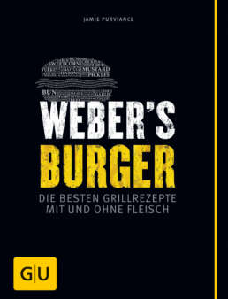 Weber's Burger - Buch (Softcover)