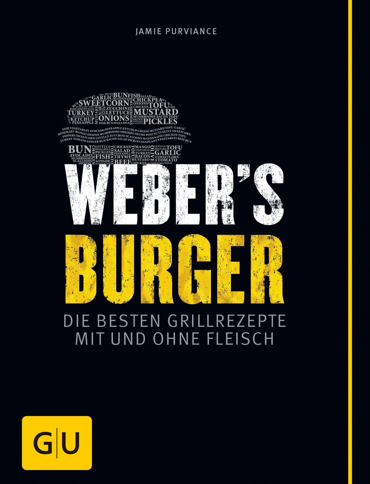 Weber's Burger - Buch (Softcover)