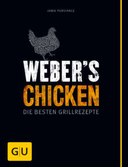 Weber's Chicken - Buch (Softcover)