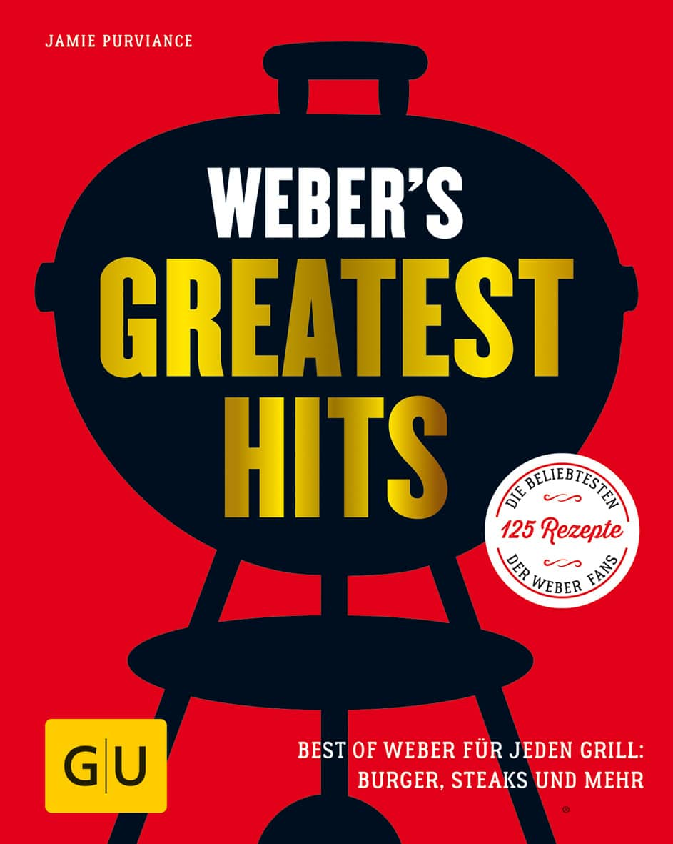 Weber's Greatest Hits - Buch (Hardcover)