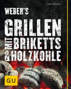 Weber's Grillen mit Briketts & Holzkohle - Buch (Hardcover)