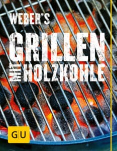 Weber's Grillen mit Holzkohle - Buch (Softcover)