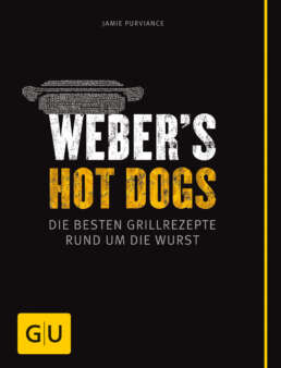 Weber's Hot Dogs - Buch (Softcover)