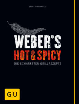 Weber's Hot & Spicy - Buch (Softcover)