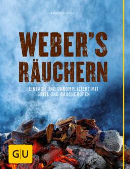 Weber's  Räuchern - Buch (Hardcover)