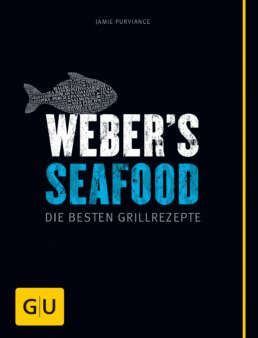 Weber's Seafood - Buch (Softcover)