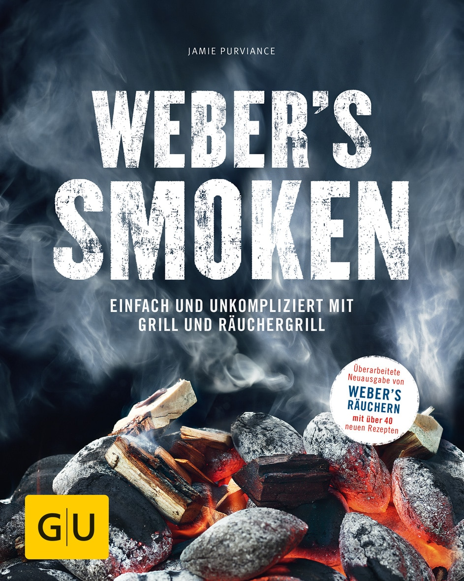 Weber's Smoken - Buch (Hardcover)