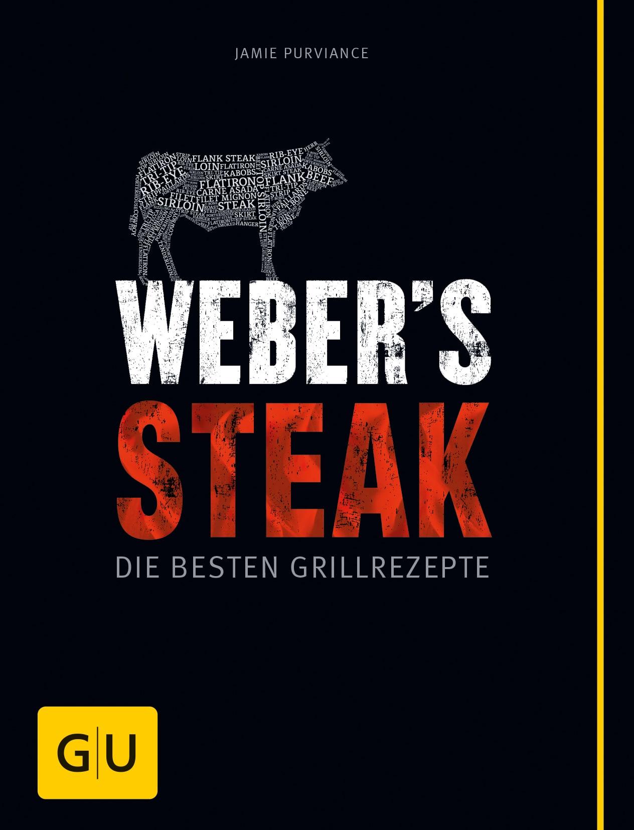 Weber's Steak - Buch (Softcover)