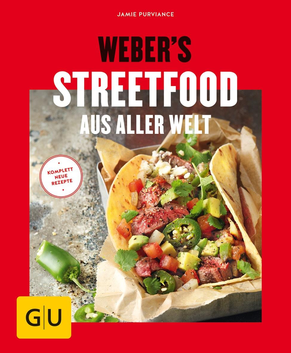 Weber's Streetfood aus aller Welt - Buch (Softcover)