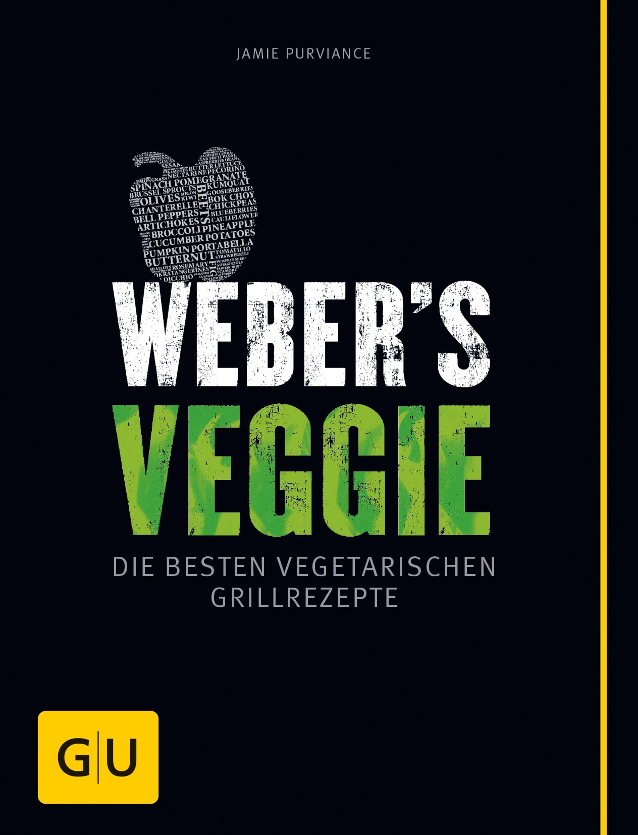 Weber's Veggie - Buch (Softcover)
