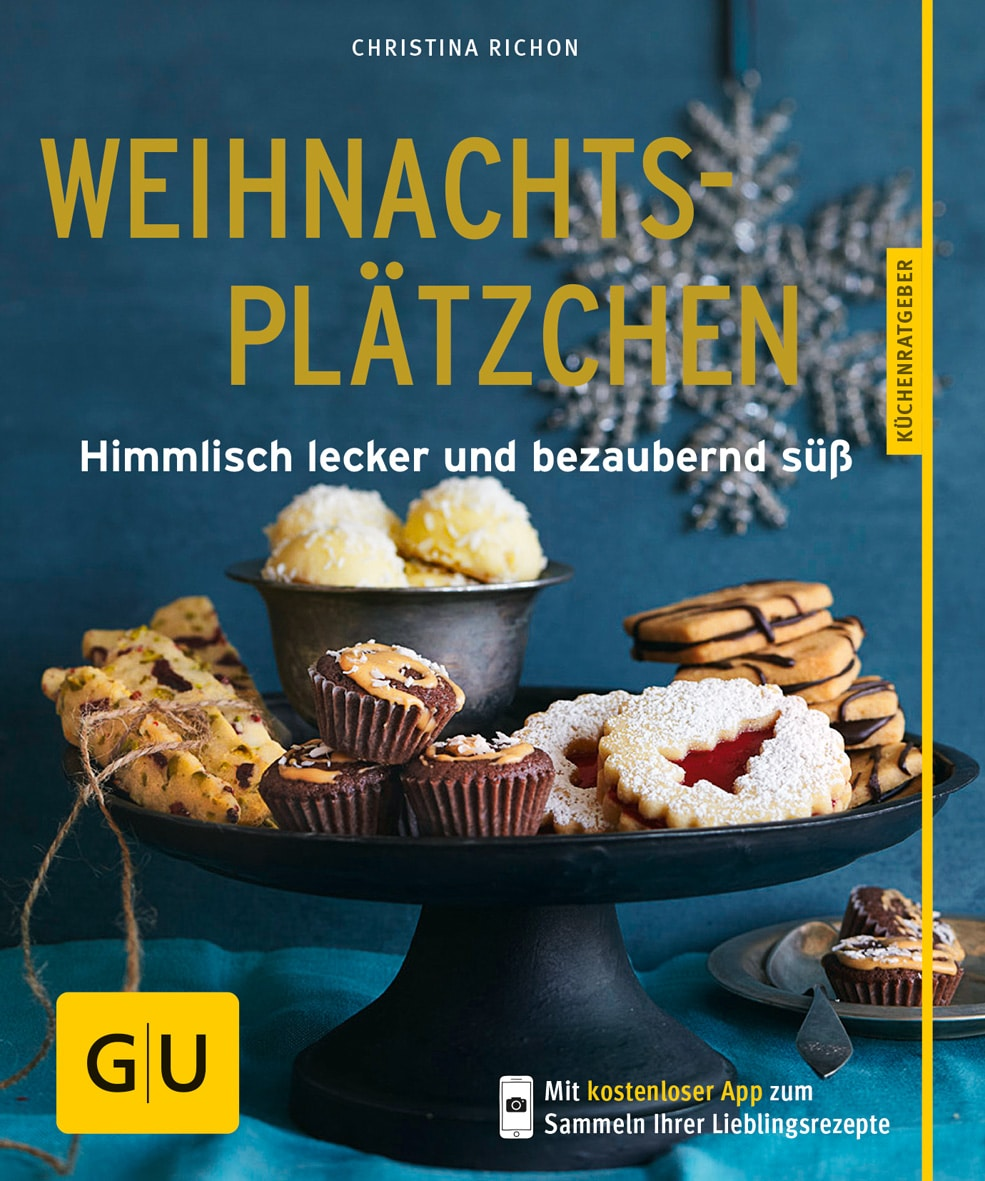 Weihnachtsplätzchen - Buch (Softcover)
