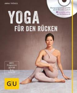 Yoga für den Rücken (mit DVD) - Buch