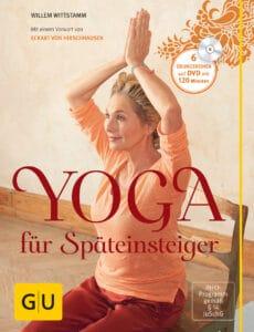 Yoga für Späteinsteiger (mit DVD) - Buch