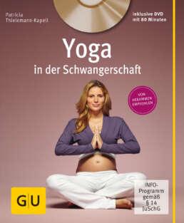 Yoga in der Schwangerschaft  (+ DVD) - Buch