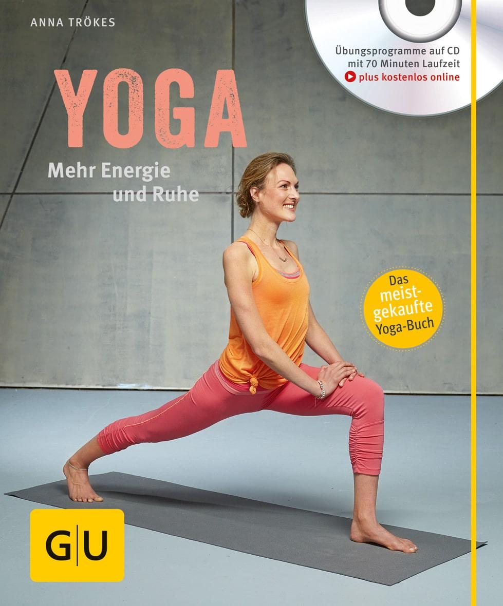 Yoga. Mehr Energie und Ruhe (mit CD) - Buch