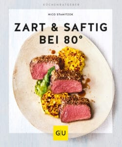 Zart & saftig bei 80° - Buch (Softcover)