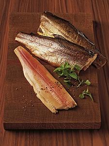 Beilagen zum Spargel - Fisch