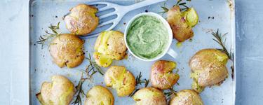 Ofenkartoffeln statt Pommes frites