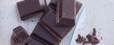 Bitterschokolade statt Nougatschokolade