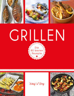 Grillen - Buch (Softcover)