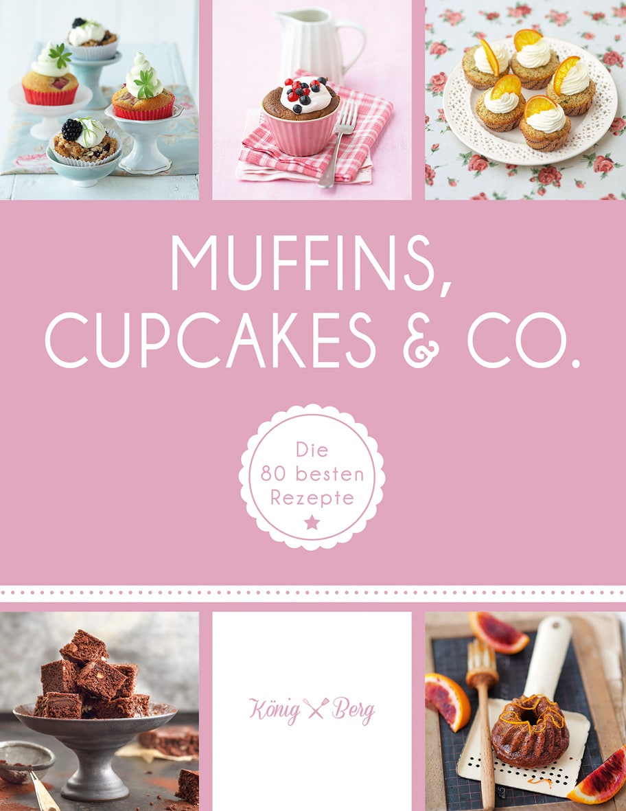 Muffins, Cupcakes & Co. - Buch (Softcover)