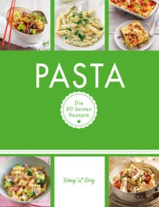 Pasta - Buch (Softcover)