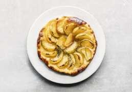Apfel-Tarte Tatin