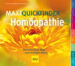 MaxiQuickfinder Homöopathie