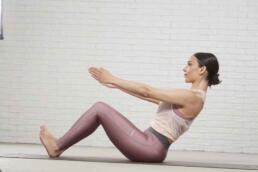 Yogaübung