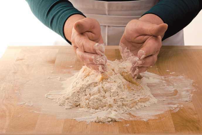 Pastateig selber machen