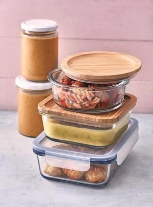 Behälter für Meal Prep