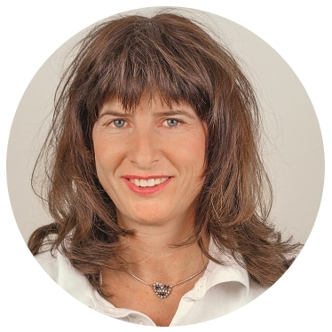 Angela Weiss Porträtfoto