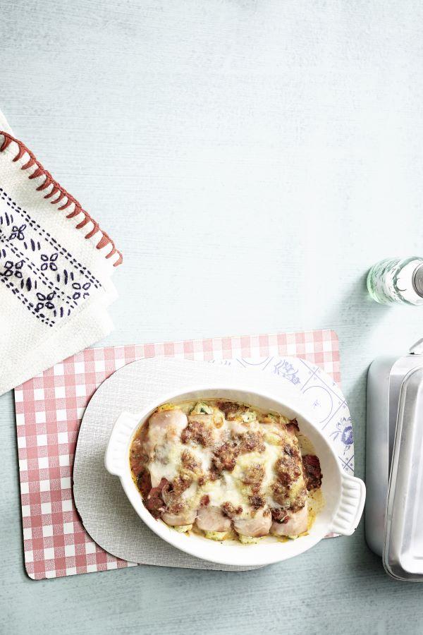 Puten-Ziegenkaese-Cannelloni