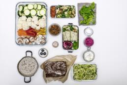 Meal Prep Nachhaltigkeit