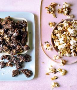 Popcorn süß und herzhaft