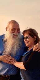 Uri Buri - meine Küche_mit seiner Frau