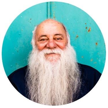 Uri Buri Portrait