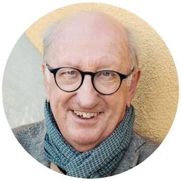 Autorenportrait Jan-Uwe Rogge
