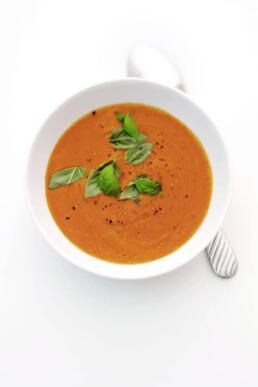Tomatensuppe-Lafer