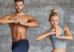 8-Minuten-Workout