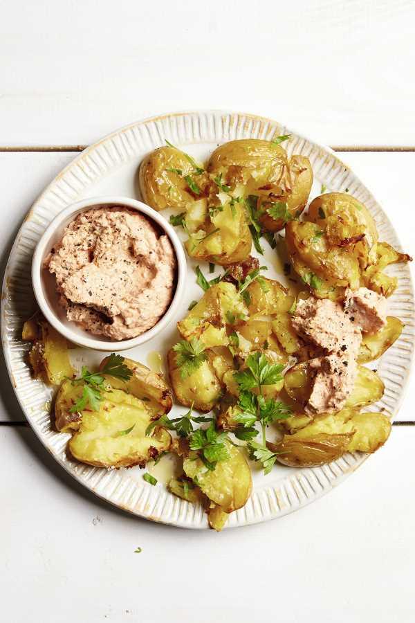 Quetsch-Kartoffeln
