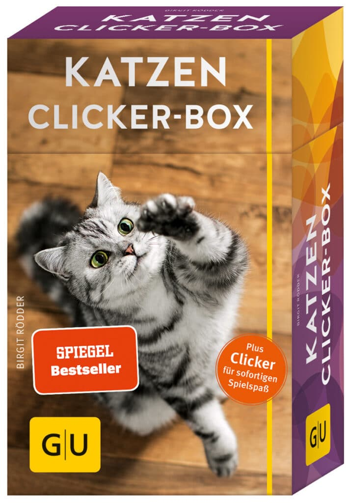 Cover Katzen-Clicker-Box